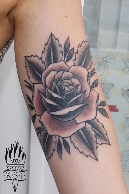 rose bg